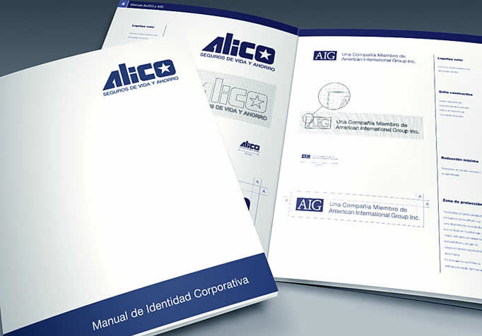 Manual de Identidad Corporativa Alico