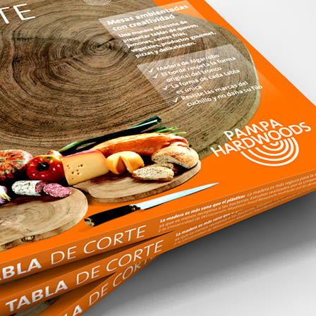 Identidad corporativa y packaging
